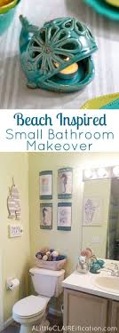 Best 25+ Beach themed bathrooms ideas on Pinterest   Beach themed bathroom  decor, Beach theme bathroom and Seashell bathroom decor