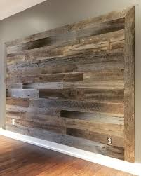 barnwood accent wall new could be easy for the bedroom my dream house of barnwood accent