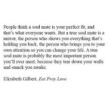 Eat Pray Love Quotes Extraordinary Eat Pray Love Quotes Elizabeth Gilbert On Tumblr Think About It