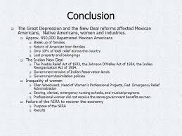 racial social and gender hierarchies the effects of the great 34 conclusion iuml129plusmn the great depression