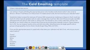 Attractive Cold Calling 20 Email Templates Frieze - Certificate ...