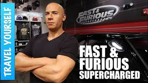 fast furious supercharged universal studios orlando florida grand opening