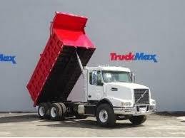2018 volvo diesel truck. wonderful volvo 2018 volvo vhd64b200 dump truck miami fl  122297513  commercialtrucktradercom for volvo diesel truck 6