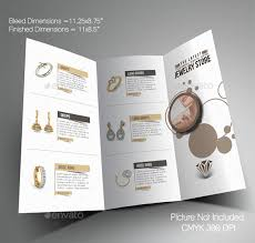 catalog template free 19 jewelry brochure templates free psd eps ai indesign word