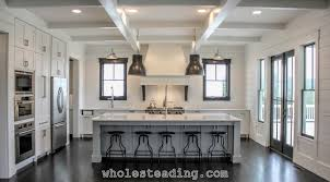 Dream Kitchen Design Impressive Farmhouse Dream Kitchen Wholesteading