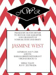 Graduation Dinner Invitations Graduation Dinner Invite From I Is Glamorous Ideas Which Can