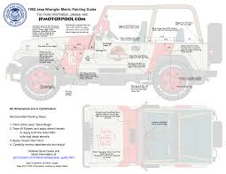reference jeep wrangler guide jurassic park motor pool this guide