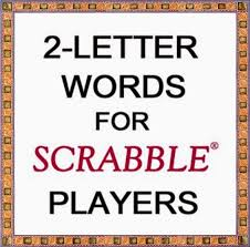 Two Letter Scrabble Words