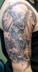 михаил архангел тату фото изображения иконы архангел михаил тату