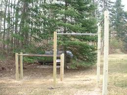 Diy Outdoor Pull Up Bar U2013 SeasparrowscoBackyard Pull Up Bar Plans