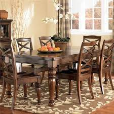 D PKG in by Ashley Furniture in Peoria IL Porter Dining