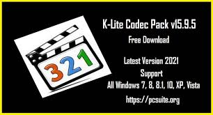 We have made a page where you download extra media foundation codecs for windows 10 for use with apps like movies&tv player and photo viewer. Download K Lite Codec Pack V15 9 5 2021 Free For Windows 32bit 64bit Offline Indibloghub