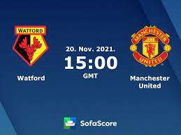 Watford - Manchester United Live ticker, H2H und Aufstellungen