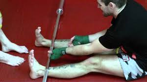 Image result for shin conditioning for muay thai