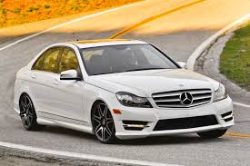 To get all four wheels spinning on the 4matic trim, you'll have to fork out $49,200. 2014 Mercedes Benz C Class Used Car Review Autotrader