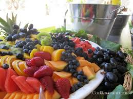 Decorative Fruit Trays How to make a SLICED FRUIT TRAY Cook Like a Caterer 91