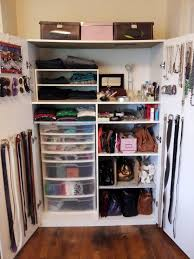 Creative Closet Solutions How To Organize A Lot Of Clothing In Very Little Closet Space