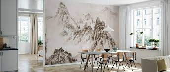 Zen Mountain Monastery – a wall mural ...