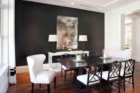 Dining Room:Marvelous Grey Dining Room Paint Color With Elegant Wooden Table  Ideas Dark Grey