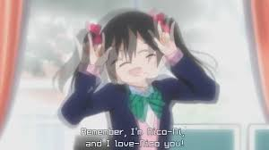 A place to express all your otaku thoughts about anime and manga. Nico Nico Ni Loves You 3 Youtube