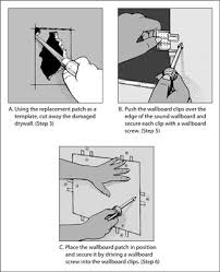 how to repair sagging plaster on walls