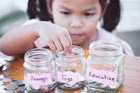 Image result for kids spending money