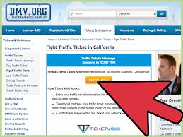How To Pay A California Highway Patrol Ticket Online 7 Steps
