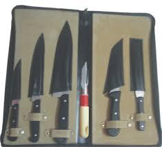 6 pcs knife bag code no 1155