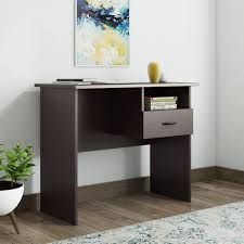 Office study desk Contemporary Valtos Engineered Wood Study Table Alibaba Office Study Table Online At Best Prices On Flipkart