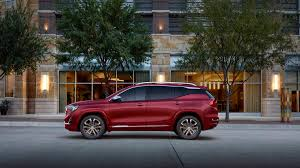 2018 gmc terrain reveal. contemporary terrain 2018 gmc terrain denali unveiled ahead of the detroit auto show photo 3  in gmc terrain reveal r