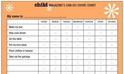 Family Chore Chart List 3 Family Chore Chart 5 Family Traditions For A Cleaner