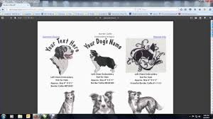 Newfoundland Embroidery Designs Aunt Lulus Embroidery Dog And Livestock Breeds
