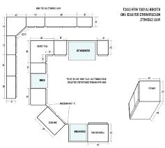 Kitchen Cabinet Dimensions Chart Kitchen Cabinet Width Ahart Co