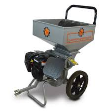 dirty hand tools 3 in 6 5 hp gas powered per shredder