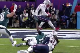 Super Bowl 52 Patriots vs Eagles: Duron Harmon intercepts Nick Foles for  the game's first turnover - Pats Pulpit
