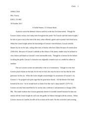 sir gawain and the green knight essay sir gawain and bertilak  5 pages gawain paper