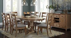 Oval Table Dining Room Sets Danimore Oval Dining Room Set Casual Dining Sets Dining Room