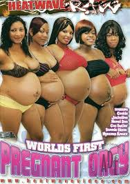 Worlds first pregnant orgy