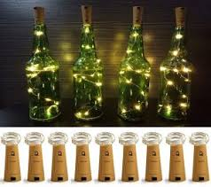 wine bottle lighting. 3 Packs Wine Bottle Cork Light \u2013 JEBSENS USB Powered Rechargeable LED Lighting