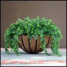 outdoor artificial hanging flower baskets hanging baskets with artificial flowers to enlarge outdoor silk flower