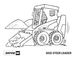 construction equipment coloring pages coloring page free printable construction equipment coloring pages