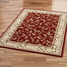z388 001 47 home design victorian area rugs felix acanthus vine rectangle rugf 99