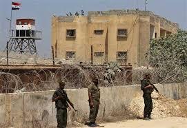 Resultado de imagem para Exército egípcio diz que 16 militantes morreram em operação de segurança