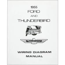 ford thunderbird wiring diagram manual, 8 pages, 1955 macs auto 1964 ford thunderbird convertible wiring diagram at Ford Thunderbird Wiring Diagram