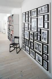 black picture frames wall. Wonderful Black Nothing  With Black Picture Frames Wall