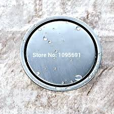 remove a shower drain shower drain cap shower drain cover floor covers stainless steel insert round remove a shower drain fortunately the drain cover