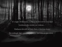 Dark Beautiful Quotes Best of 24 Most Beautiful Darkness Quotes And Sayings