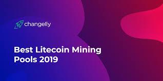 Litecoin Mining Pool Chart Best Litecoin Ltc Mining Pools 2019 List Changelly