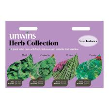 Unwins Kitchen Garden Herb Kit Unwins Herb Kitchen Garden Window Box Seniordatingsitesfreecom