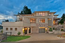 Contemporary Style Homes Images